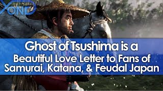 Ghost of Tsushima is a Beautiful Love Letter to Fans of Samurai, Katana, & Feudal Japan