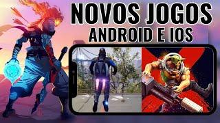 NOVO JOGO DE MUNDO ABERTO | DEAD CELLS PARA ANDROID | DISORDER VERSÃO GLOBAL E NOVOS JOGOS MOBILE!