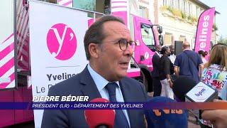 Yvelines | Un bus pour venir en aide aux demandeurs d'emploi
