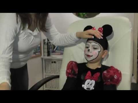 Minnie Mouse Part 2 Carnival Fasching Youtube