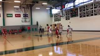 Parkway Travel 7th vs Westwood 12/17/17 Part 1