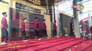 Live Streaming FESTIVAL REBANA AL BANJARI Tingkat Umum se  Nusantara Focus Entertainment
