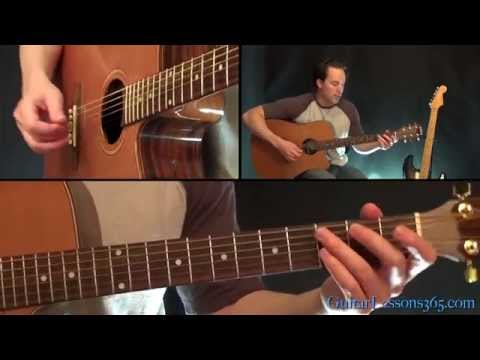 Heart of Gold Guitar Lesson - Neil Young - Acoustic