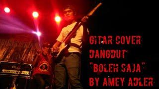 Guitar cover dangdut BOLEH SAJA rhoma irama