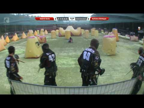 Deutsche Paintball Liga - livestream 2016 - 2. Bundesliga 5. Spieltag