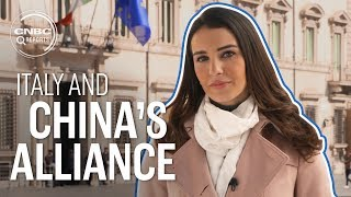 The story behind China and Italy's new alliance | CNBC Reports