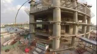 101 Meter Zoomlion Concrete Pump