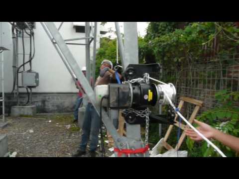 winch capstan elektrik cv nik narik antenna monster