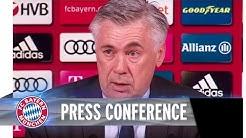 Erste Pressekonferenz von Carlo Ancelotti | ReLive
