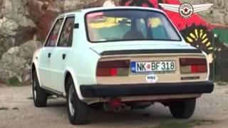 Auto Vintage / Авто Винтаж.  Skoda 105-120.