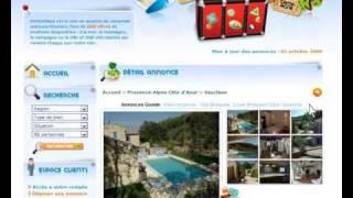 Location vacances entre particuliers et vacances pas cher avec Immolidays