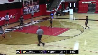 Basketball HCISD Summer League IDEA Weslaco vs Weslaco | 6-15-21