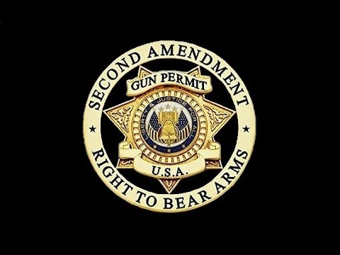 ΜΟΛΩΝ ΛΑΒΕ: The 2nd Amendment Is My Gun Permit