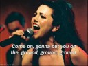 Evanescence Thoughtless Lyrics and Pictures