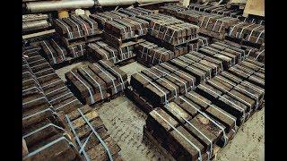 Невероятно! 3 млрд долларов за огромный клад платины из CCCР!