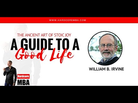 My #1 Book for Entrepreneurs Interviewed on A Guide to the Good Life