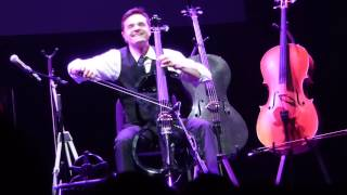 The Piano Guys in Singapore U2 meets Pachelbel