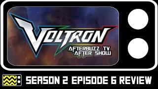 Voltron Season 2 Episodes 5 & 6 w/ Bex Talor-Klaus Review & After Show | AfterBuzz TV