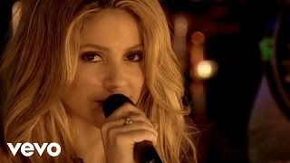 Shakira Gypsy Live Video Version