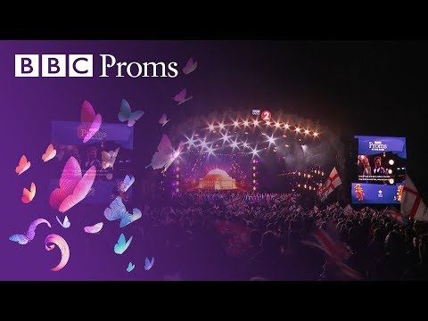 Land Of Hope & Glory - BBC Concert Orchestra & Ensemble (Proms in Hyde Park 2018)