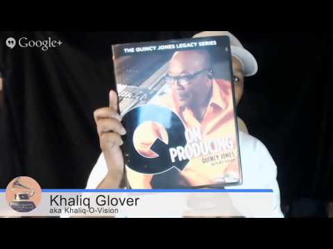 [MIXING HANGOUTS] Learning resources - Khaliq Glover Music Hangouts 061914
