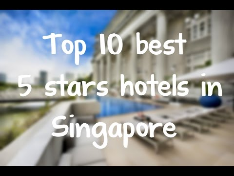 Top 10 best 5 stars hotels in Singapore sorted by Rating Guests