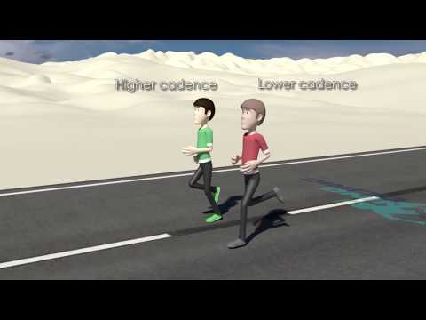 Explaining cadence The Running Clinic