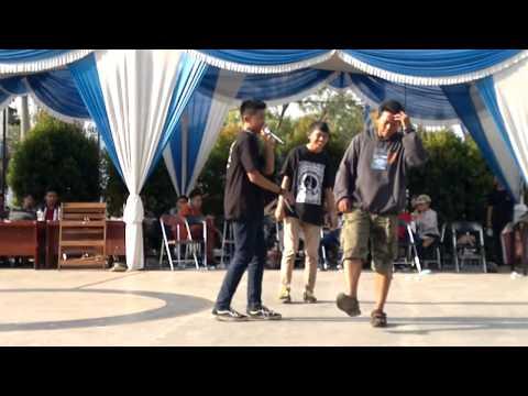Rafli Vs Nico Semifinal Lampung Beatbox Battle 2014 Beatbox For Fun