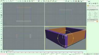 Как создать воду в 3D max.avi