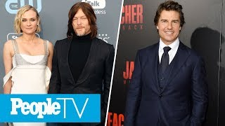 Tom Cruise's Surprise Comic-Con Cameo, Diane Kruger On Norman Reedus & Daughter | PeopleTV