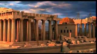 Acropolis - Parthenon (Παρθενώνας - Ακρόπολη) 3D.mp4
