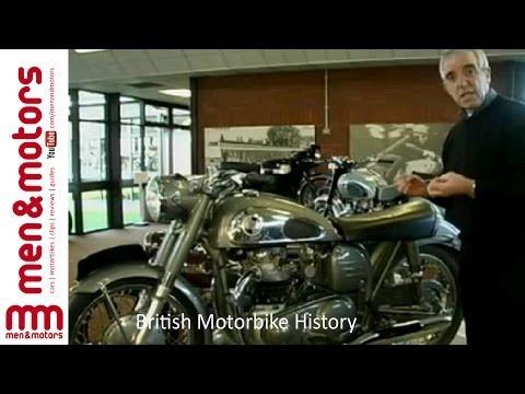 British Motorbike History