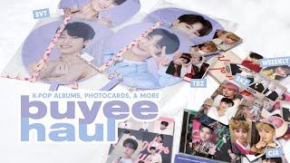 Stanning A New Group? 👀 ☆ Huge Buyee/Mercari JP Photocard Haul ☆ SVT, Stray Kids, The Boyz, CIX, +