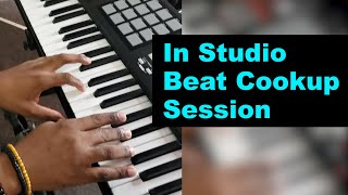Beat studio session with MoneOnDaBeat | Producers Making Beats In The Studio
