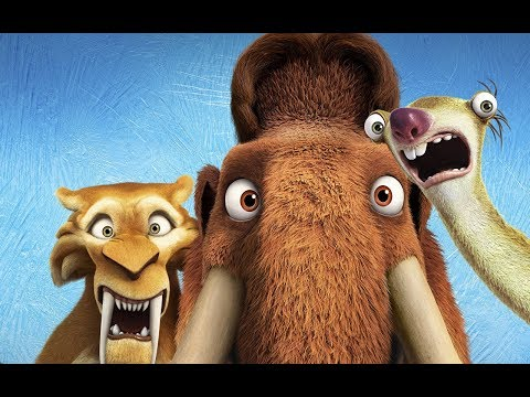 Ice Age  Collision Course Animation movies...