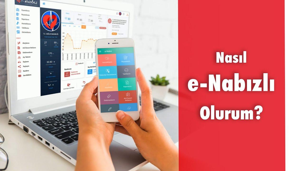 E-Nabız'dan Korona Test Sonucu Öğrenme & Covid-19 Test Sonucu Öğrenme [BARKODSUZ]