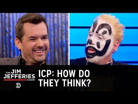 Insane Clown Posse Talks Political Protests And Juggalos - The Jim Jefferies Show