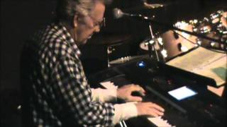 Ray Manzarek of The Doors ,solo,The Crystal Ship,