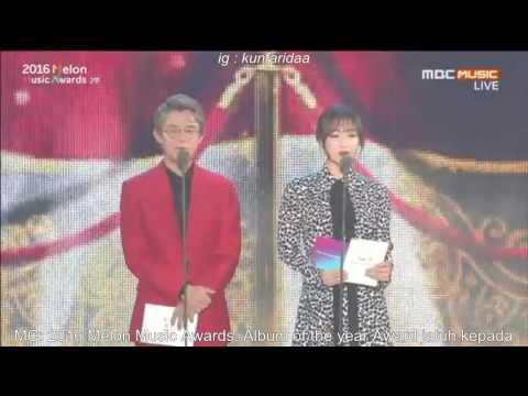 [INDO SUB] 161119 Melon Music Award Best Album Of The Year - BTS