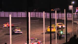 Iron Man Challenge USRA Stock Cars @ Rapid Speedway