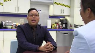 """Filipino.  Gay.  Comedian.  My Fun Interview with """"Superstore's"""" Nico Santos"""