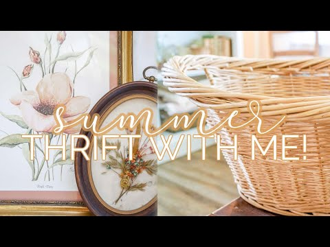 SUMMER THRIFT WITH