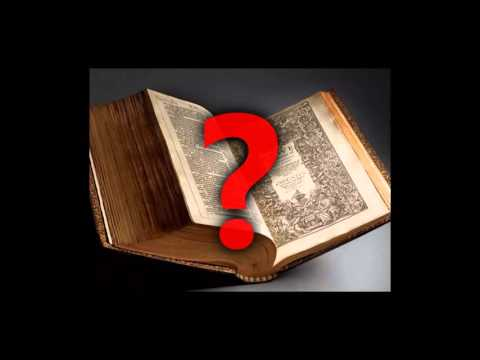 MORE Common Scripture Misconceptions By Bryan Denlinger