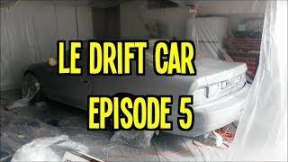 Project 240SX Le Drift Car - Ep. 5 | Paint & Taillights
