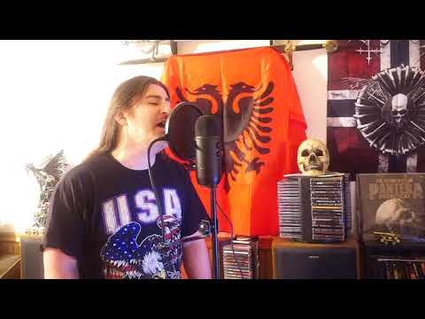 "ABBA "" Eagle "" ( vocal cover )"