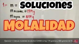 Video Molalidad de una Solución Química. download MP3, 3GP, MP4, WEBM, AVI, FLV November 2018