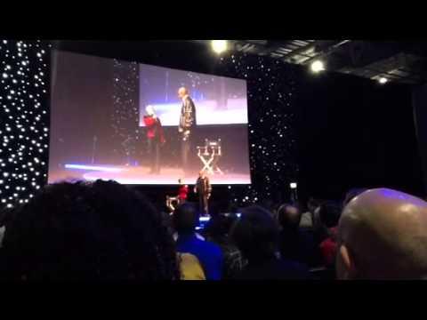 Avery Brooks Captain Sisko DS9 Indulges a