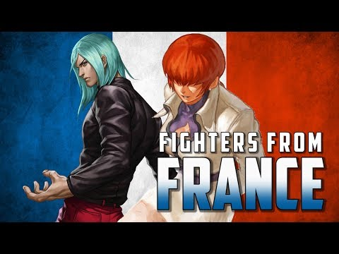 Fighters from France