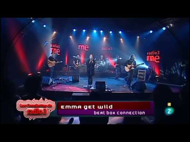 EMMA GET WILD - 'Beat Box Connection' (tve)