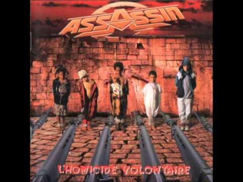 ASSASSIN - L Homicide Volontaire [FULL ALBUM]